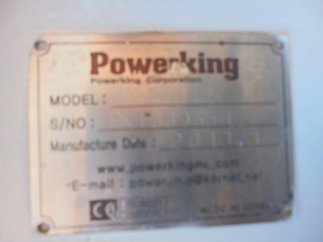 HYDRAULIC BREAKER POWERKING PK220T