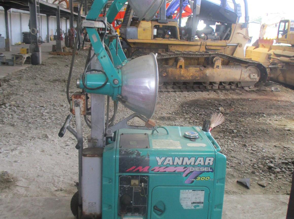TOWER LIGHT YANMAR LB440