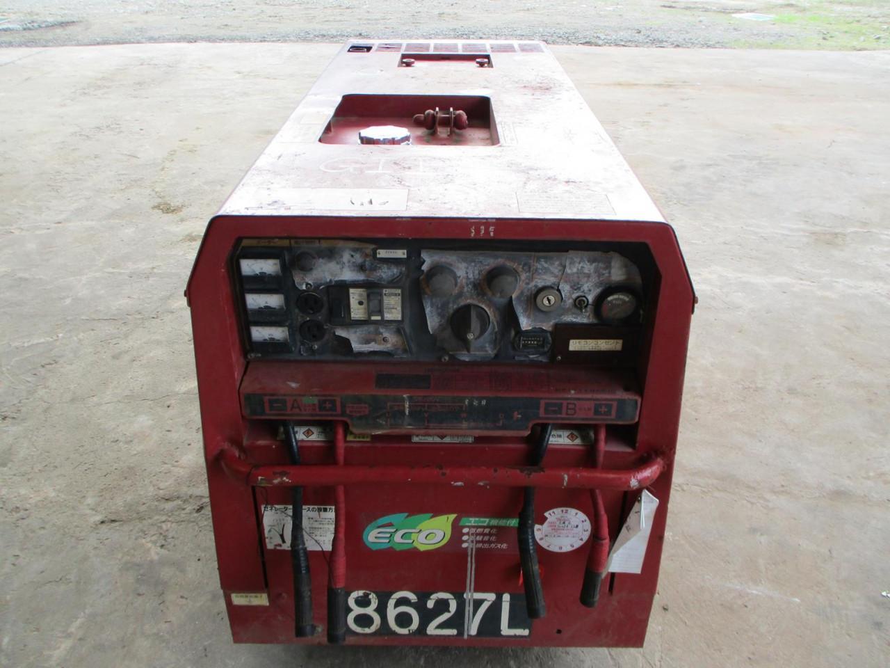MESIN LAS SHINDAIWA DGW400DM