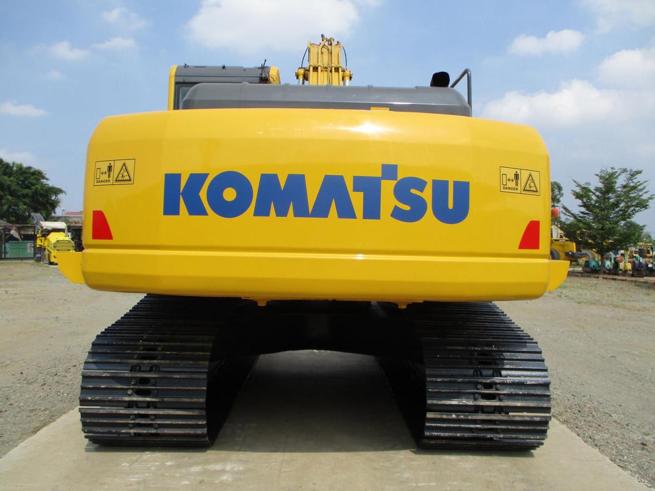 ALAT BERAT KOMATSU PC200-8M0