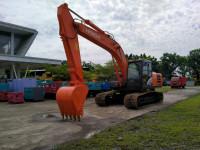 ALAT BERAT EXCAVATOR 21063 HITACHI ZX200-5G